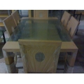 DINING SET 6 SEATER FP2302