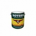 BOYSEN PERMACOAT SEMI-GLOSS LATEX B-715 WHITE 4 Liters